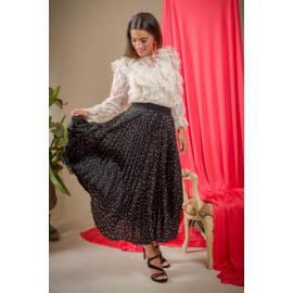 falda-plisada